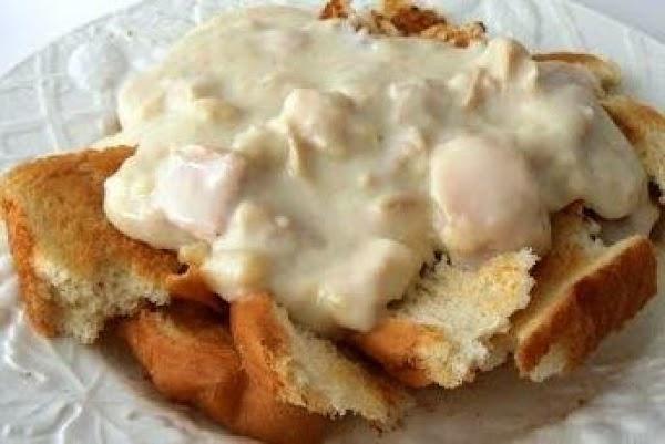 Vees Favorite Tuna On Toast Recipe