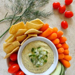 Tzatziki Hummus