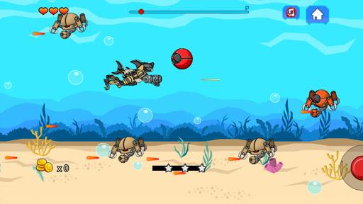 Robot Shark Attack screenshots 4