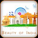 Beauty of India icon