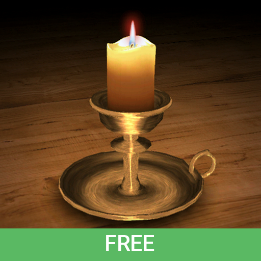 3D Melting Candle Live Wallpaper Free
