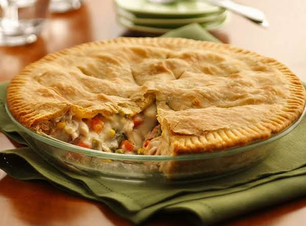 Best-ever Chicken Pot Pie Recipe