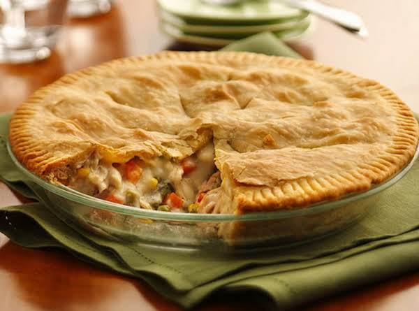 Best-ever Chicken Pot Pie