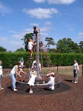 Photo: At Ashtead Playground