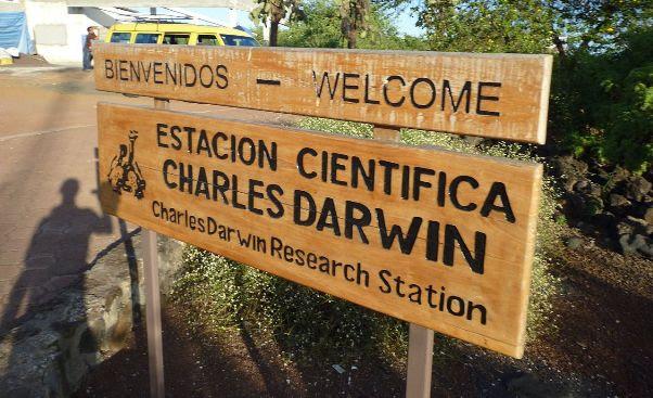 Estação Chareles Darwin