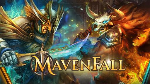 メーヴェンフォール Mavenfall
