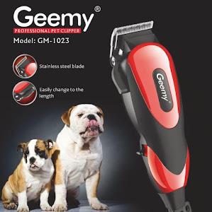 Masina de tuns pentru animale cu accesorii incluse, Gemey GM-1023