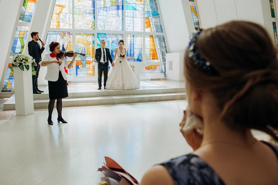 Bröllopsfotograf Nadya Yamakaeva (NdYm). Foto av 29.06.2018