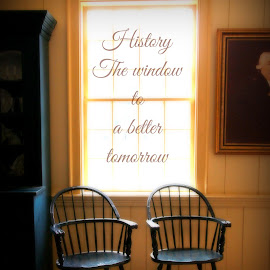 History  by Tammy Drombolis - Typography Captioned Photos ( thunder bay, ontario, caption, history, old fort william )
