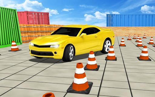 Modern Car Parking Mania : New Parking Games 2019 apkslow screenshots 5