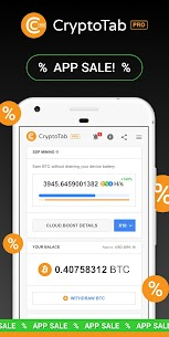 CryptoTab Browser Pro (MOD, Paid) v4.1.24 1