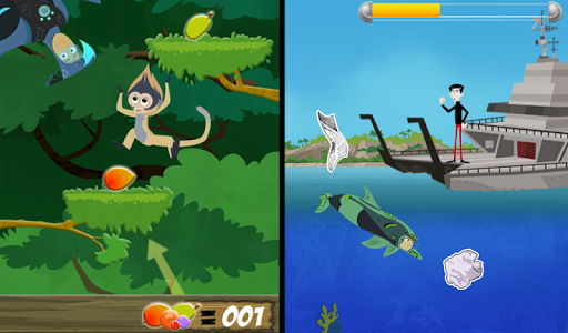 Wild Kratts World Adventure  screenshots 3
