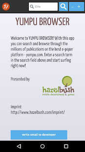 Yumpu Browser- screenshot thumbnail