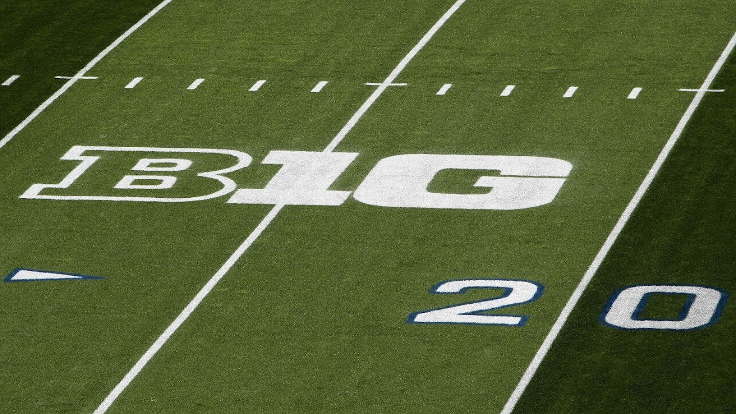 Watch B1G Football Game Break live