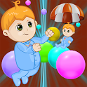 Boy Bubble Rescue icon