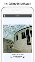 Screenshot of British Museum Guide Lite