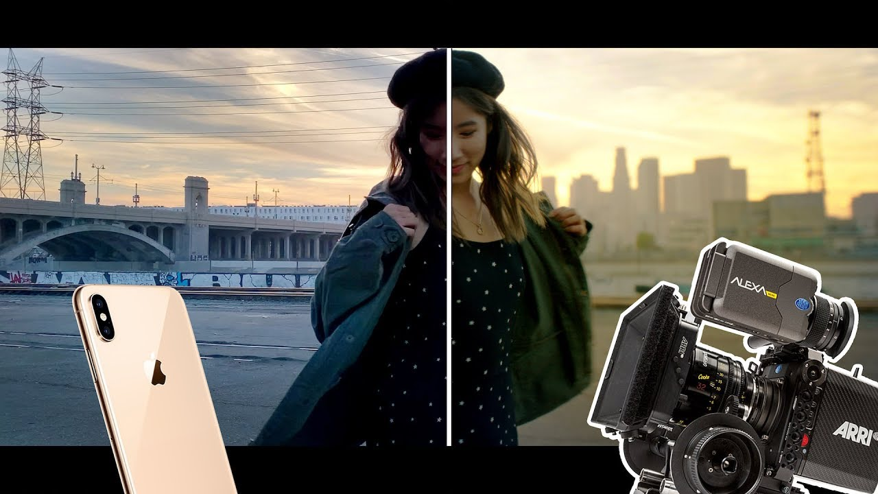 editing and shooting with your smart phone