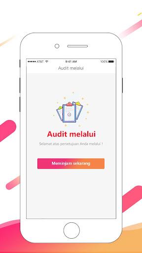 Pitih Kilat-Pinjaman Uang 1.1.3 screenshots 4