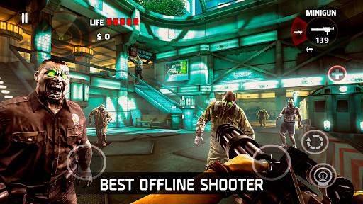 DEAD TRIGGER - Offline Zombie Shooter 2.0.0 screenshots 1