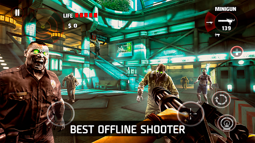 DEAD TRIGGER - Offline Zombie Shooter u0635u0648u0631 1