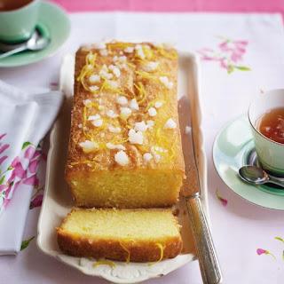 Lemon Cake Without Milk Recipes