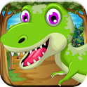 Dinosaur Games For Toddlers icon