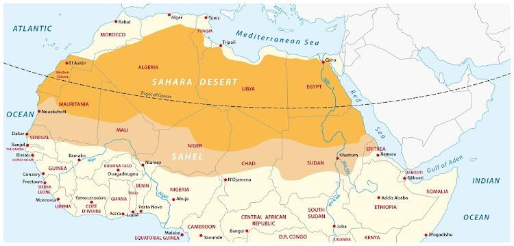 Eu And France Pledge To Hike Anti Terror Aid To Sahel Countries