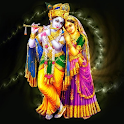 Lord Krishna Live Wallpaper HD icon
