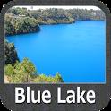 Blue Lake - IOWA GPS Map icon