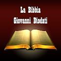 La Bibbia. Giovanni Diodati. icon