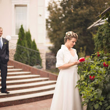 Wedding photographer Ekaterina Sabat (katyasabat). Photo of 11.01.2017