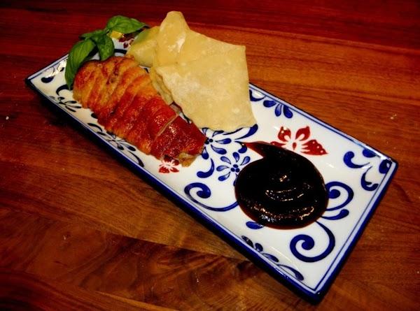 Peking Duck Ala La Cajita China Recipe