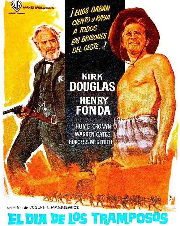 El día de los tramposos (1970, Joseph L. Mankiewicz)