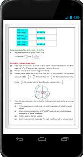 Maths Trigonometrical Equations and Inequations - náhled