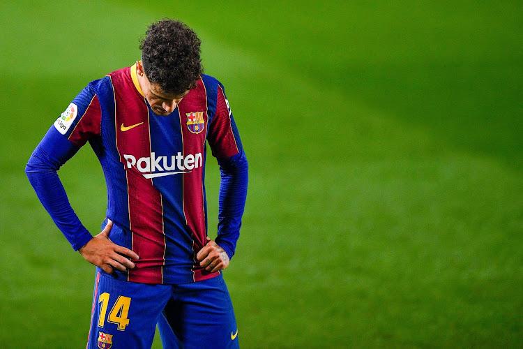 Maar liefst 14 spelers mogen opkrassen bij Barcelona