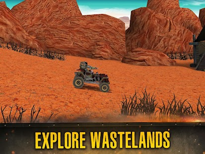 Dead Paradise: The Road Warrior- screenshot thumbnail
