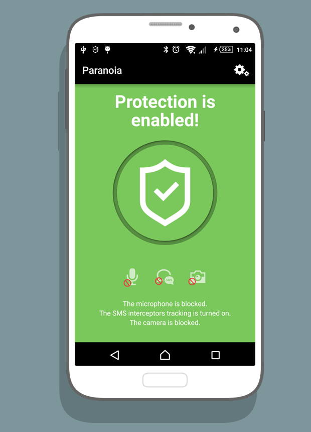 Paranoia: Completely Safeguard Your Phone's Data from Spies and Other Intruders | Drippler - Apps, Games, News, Updates & Accessories