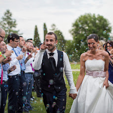 Wedding photographer Daniele Borghello (borghello). Photo of 01.07.2015
