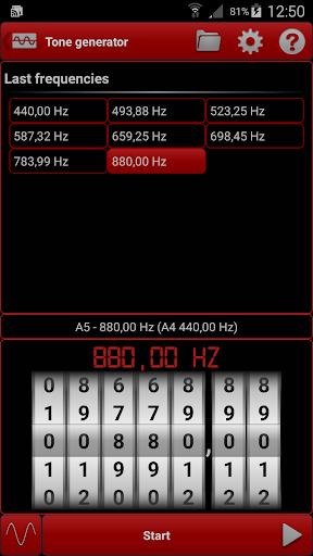 smartChord PLUS Tone Generator