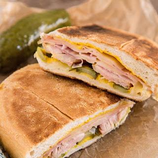 Cuban Sandwich.