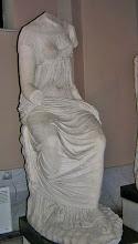 Photo: Statue from Miletus .......... Beeld uit Milete