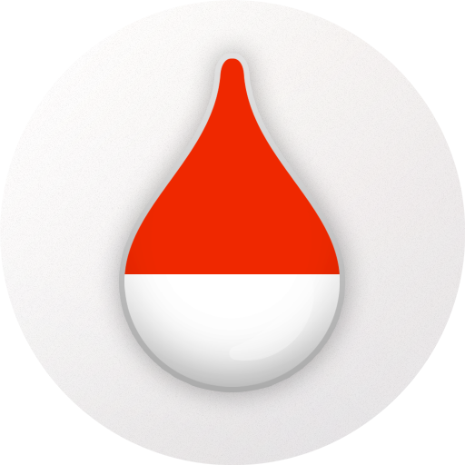 Drops: Learn Indonesian language for free! Icon