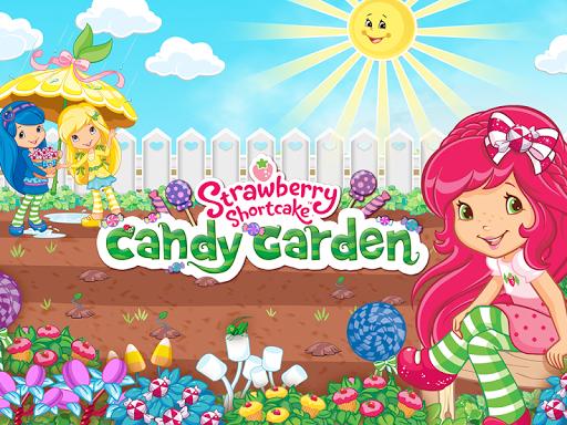 Strawberry Shortcake Garden