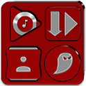 Red Icon Pack Free icon