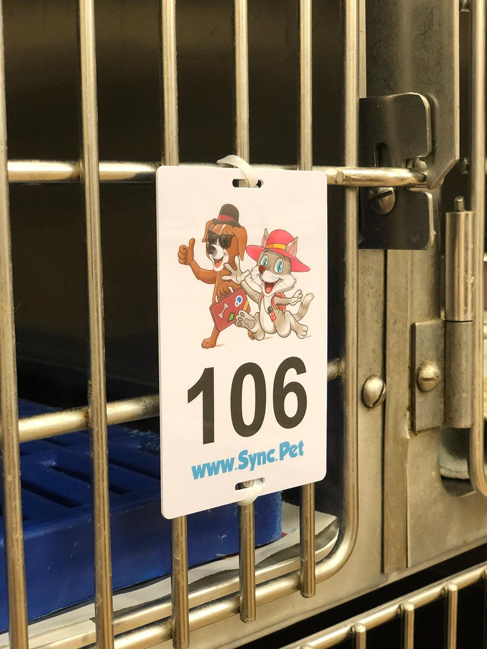 Sync Pet Cage