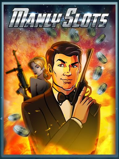 Manly Slots: Slots for Men 2.96 6