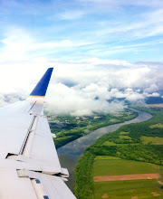 Photo: In the air!