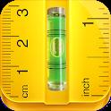 Ruler, Bubble Level, Vernier Caliper, Measurement icon