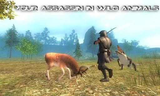 忍者刺客:动物猎人