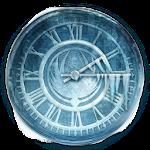 Frozen Clock Widget Icon